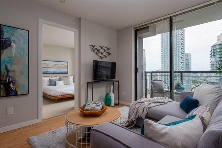 R2279770 - 2206 1295 RICHARDS STREET, Downtown VW, Vancouver, BC - Apartment Unit