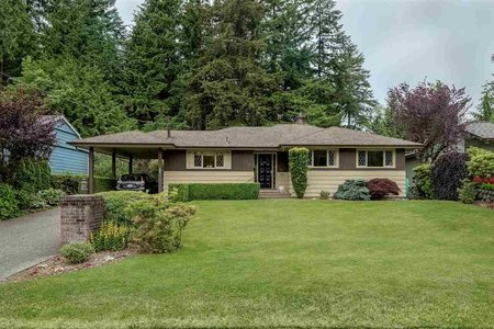R2279848 - 4331 PATTERDALE DRIVE, Canyon Heights NV, North Vancouver, BC - House/Single Family