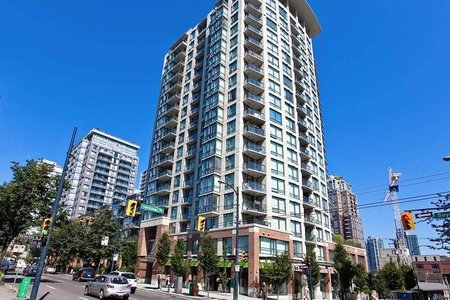 R2279964 - 1101 1082 SEYMOUR STREET, Downtown VW, Vancouver, BC - Apartment Unit