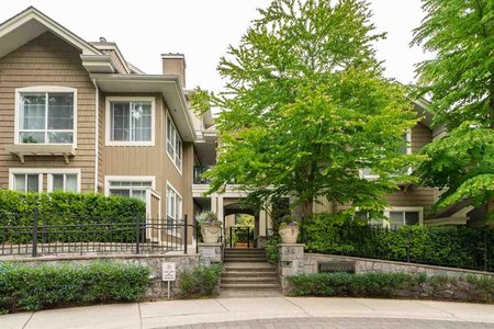 R2280077 - 211 5605 HAMPTON PLACE, University VW, Vancouver, BC - Apartment Unit