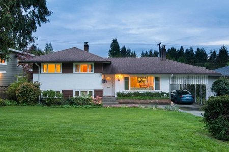 R2280091 - 933 CANYON BOULEVARD, Canyon Heights NV, North Vancouver, BC - House/Single Family