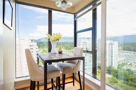 R2280218 - 1805 1723 ALBERNI STREET, West End VW, Vancouver, BC - Apartment Unit