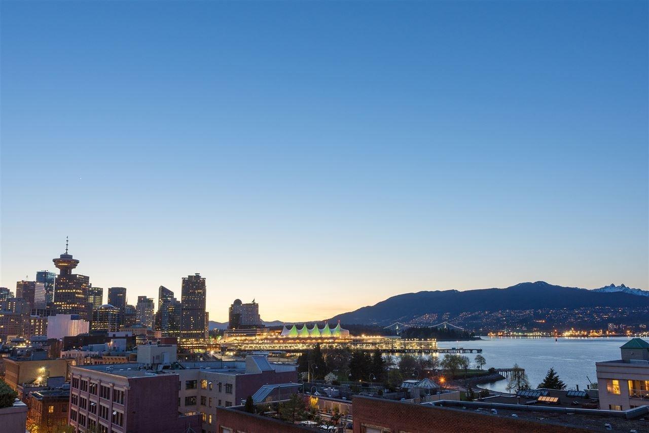 810 168 POWELL STREET, Vancouver - R2280223