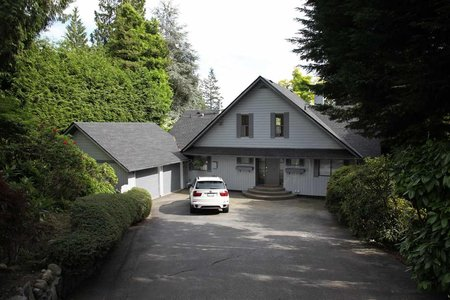 R2280249 - 4702 WILLOW PLACE, Caulfeild, West Vancouver, BC - House/Single Family