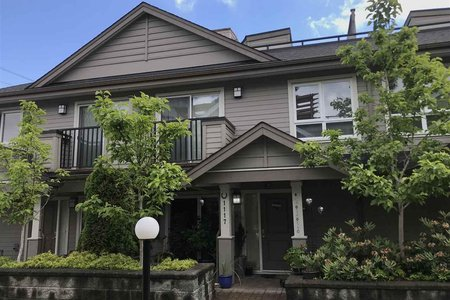 R2280512 - 1117 ST ANDREWS AVENUE, Central Lonsdale, North Vancouver, BC - Townhouse