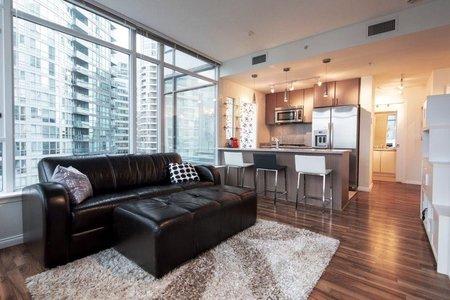 R2280765 - 1106 1211 MELVILLE STREET, Coal Harbour, Vancouver, BC - Apartment Unit