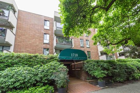 R2281110 - 401 1718 NELSON STREET, West End VW, Vancouver, BC - Apartment Unit