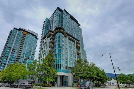 R2281426 - 705 499 BROUGHTON STREET, Coal Harbour, Vancouver, BC - Apartment Unit