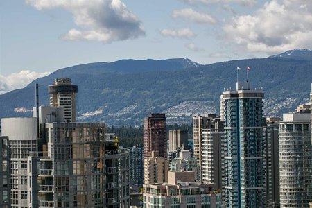 R2281698 - 2311 938 SMITHE STREET, Downtown VW, Vancouver, BC - Apartment Unit