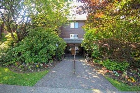 R2281755 - 111 1720 W 12TH AVENUE, Fairview VW, Vancouver, BC - Apartment Unit