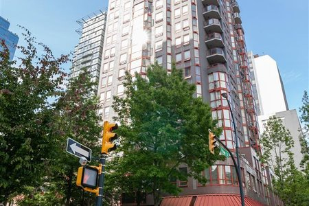 R2281836 - 204 811 HELMCKEN STREET, Downtown VW, Vancouver, BC - Apartment Unit