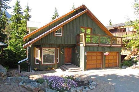 R2281944 - 2841 CLIFF TOP LANE, Bayshores, Whistler, BC - House/Single Family
