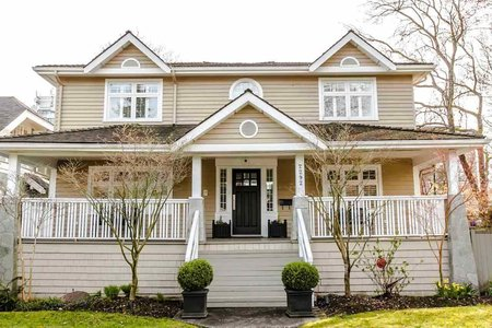 R2281956 - 2292 W 37TH AVENUE, Kerrisdale, Vancouver, BC - House/Single Family