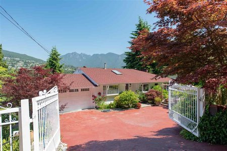 R2282171 - 875 INGLEWOOD AVENUE, Sentinel Hill, West Vancouver, BC - House/Single Family