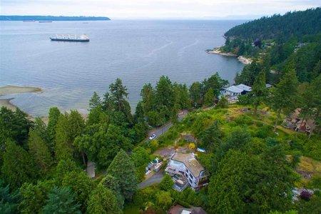 R2282337 - 4503 MARINE DRIVE, Caulfeild, West Vancouver, BC - House/Single Family