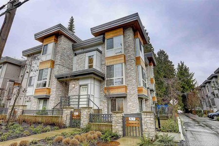 R2282362 - 6 3022 SUNNYHURST ROAD, Lynn Valley, North Vancouver, BC - Townhouse