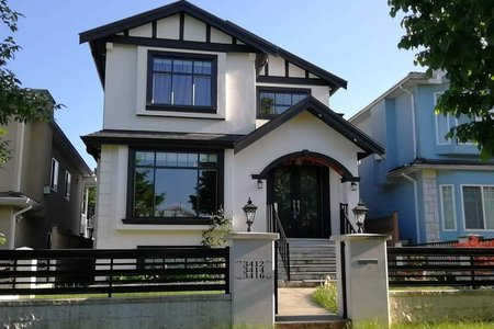 R2282551 - 3412 E 27TH AVENUE, Renfrew Heights, Vancouver, BC - House/Single Family