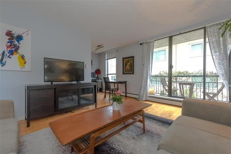 R2282710 - 206 1720 BARCLAY STREET, West End VW, Vancouver, BC - Apartment Unit
