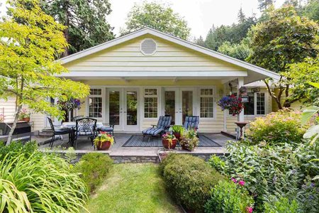R2282759 - 5402 KEITH ROAD, Caulfeild, West Vancouver, BC - House/Single Family