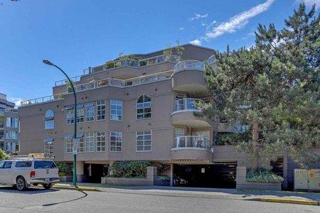 R2282815 - 116 1236 W 8TH AVENUE, Fairview VW, Vancouver, BC - Apartment Unit