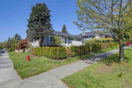 R2283458 - 7491 LABURNUM STREET, S.W. Marine, Vancouver, BC - House/Single Family