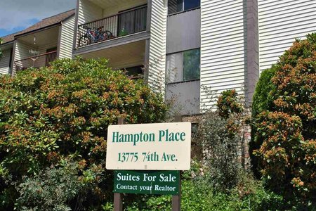 R2283601 - 303 13775 74 AVENUE, East Newton, Surrey, BC - Apartment Unit