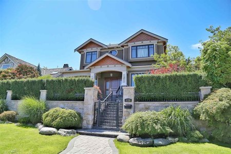 R2283681 - 4729 HAGGART STREET, Quilchena, Vancouver, BC - House/Single Family