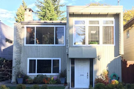 R2283881 - 2058 MOUNTAIN HIGHWAY, Westlynn, North Vancouver, BC - House/Single Family
