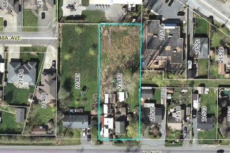 R2284550 - 21493 48 AVENUE, Murrayville, Langley, BC - House/Single Family