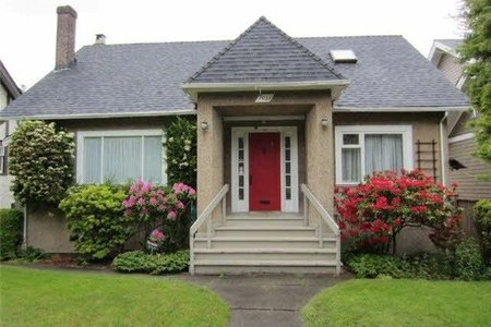 R2284927 - 3057 W 37TH AVENUE, MacKenzie Heights, Vancouver, BC - House/Single Family