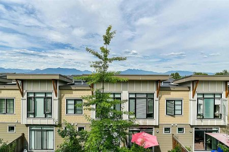 R2284955 - 67 9989 E. BARNSTON DRIVE, Fraser Heights, Surrey, BC - Townhouse