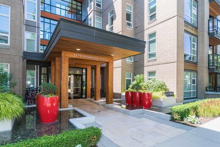 R2285073 - 112 3479 WESBROOK MALL, University VW, Vancouver, BC - Apartment Unit