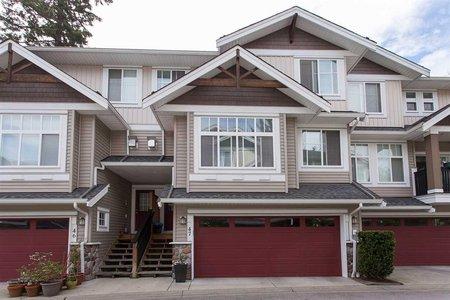 R2285145 - 47 21704 96 AVENUE, Walnut Grove, Langley, BC - Townhouse