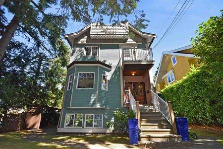 R2286049 - 2393 W 6TH AVENUE, Kitsilano, Vancouver, BC - House/Single Family