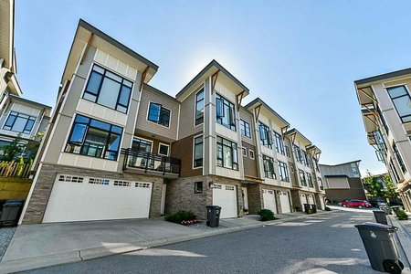 R2286394 - 51 9989 E BARNSTON DRIVE, Fraser Heights, Surrey, BC - Townhouse