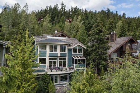 R2286438 - 3363 OSPREY PLACE, Blueberry Hill, Whistler, BC - House/Single Family