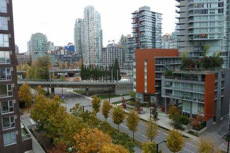 R2286708 - 1007 1495 RICHARDS STREET, Yaletown, Vancouver, BC - Apartment Unit