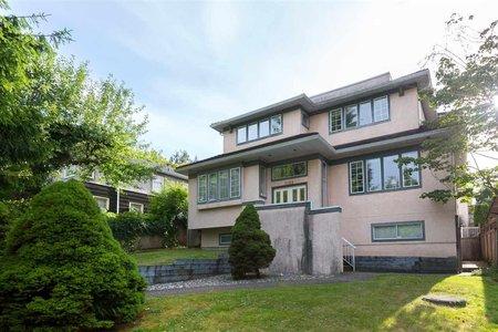 R2287497 - 3169 WATERLOO STREET, Kitsilano, Vancouver, BC - House/Single Family
