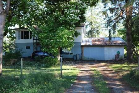 R2287649 - 26378 36 AVENUE, Salmon River, Langley, BC - House with Acreage