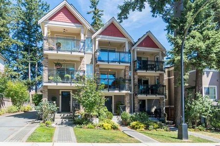 R2287690 - 2 1434 EVERALL STREET, White Rock, White Rock, BC - Townhouse