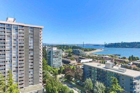 R2287704 - 1403 650 16TH STREET, Ambleside, West Vancouver, BC - Apartment Unit