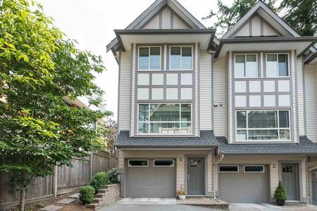R2287771 - 7 1456 EVERALL STREET, White Rock, White Rock, BC - Townhouse
