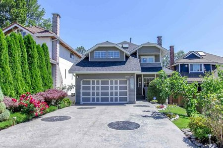 R2287796 - 2856 MUNDAY PLACE, Tempe, North Vancouver, BC - House/Single Family