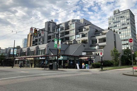 R2287832 - 708 1270 ROBSON STREET, West End VW, Vancouver, BC - Apartment Unit