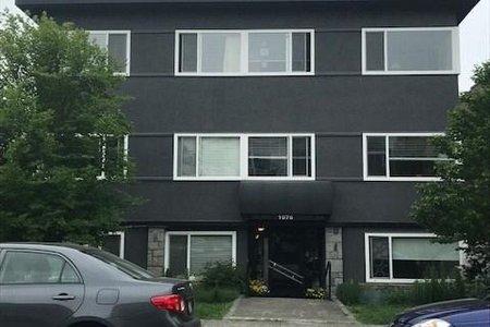 R2288004 - 204 1075 W 13TH AVENUE, Fairview VW, Vancouver, BC - Apartment Unit