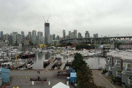R2288027 - 504 1510 W 1ST AVENUE, False Creek, Vancouver, BC - Apartment Unit