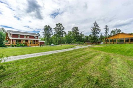 R2288139 - 1061 216 STREET, Campbell Valley, Langley, BC - House with Acreage