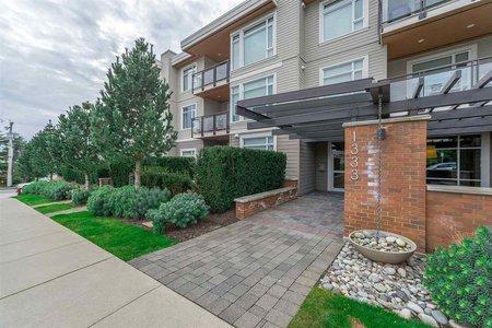 R2288597 - 205 1333 WINTER STREET, White Rock, White Rock, BC - Apartment Unit