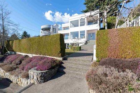 R2288748 - 2125 LAWSON AVENUE, Dundarave, West Vancouver, BC - House/Single Family