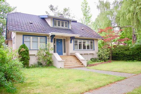 R2288849 - 1703 W 36TH AVENUE, Quilchena, Vancouver, BC - House/Single Family